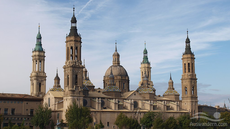 Wallfahrtskirche Nuestra Seniora del Pilar Zaragoza